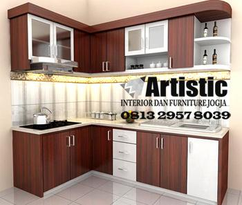 Buat Kitchen Set Murah Jogja